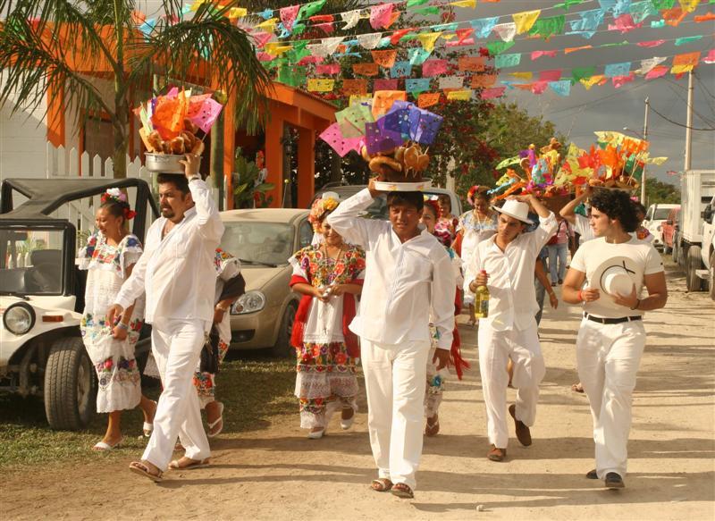 Festival at El Cedral