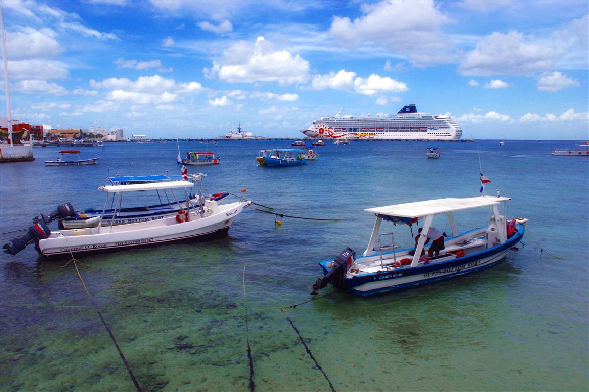 Cozumel Bay