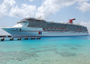 Carnival Legend allowed to dock on Cozumel