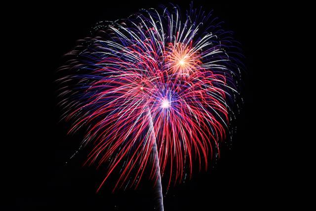 Cozumel Fireworks
