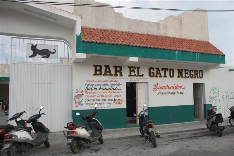 Loud Bar on Cozumel
