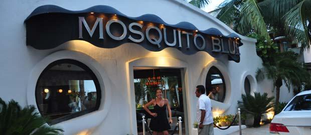 Mosquito Blue hotel