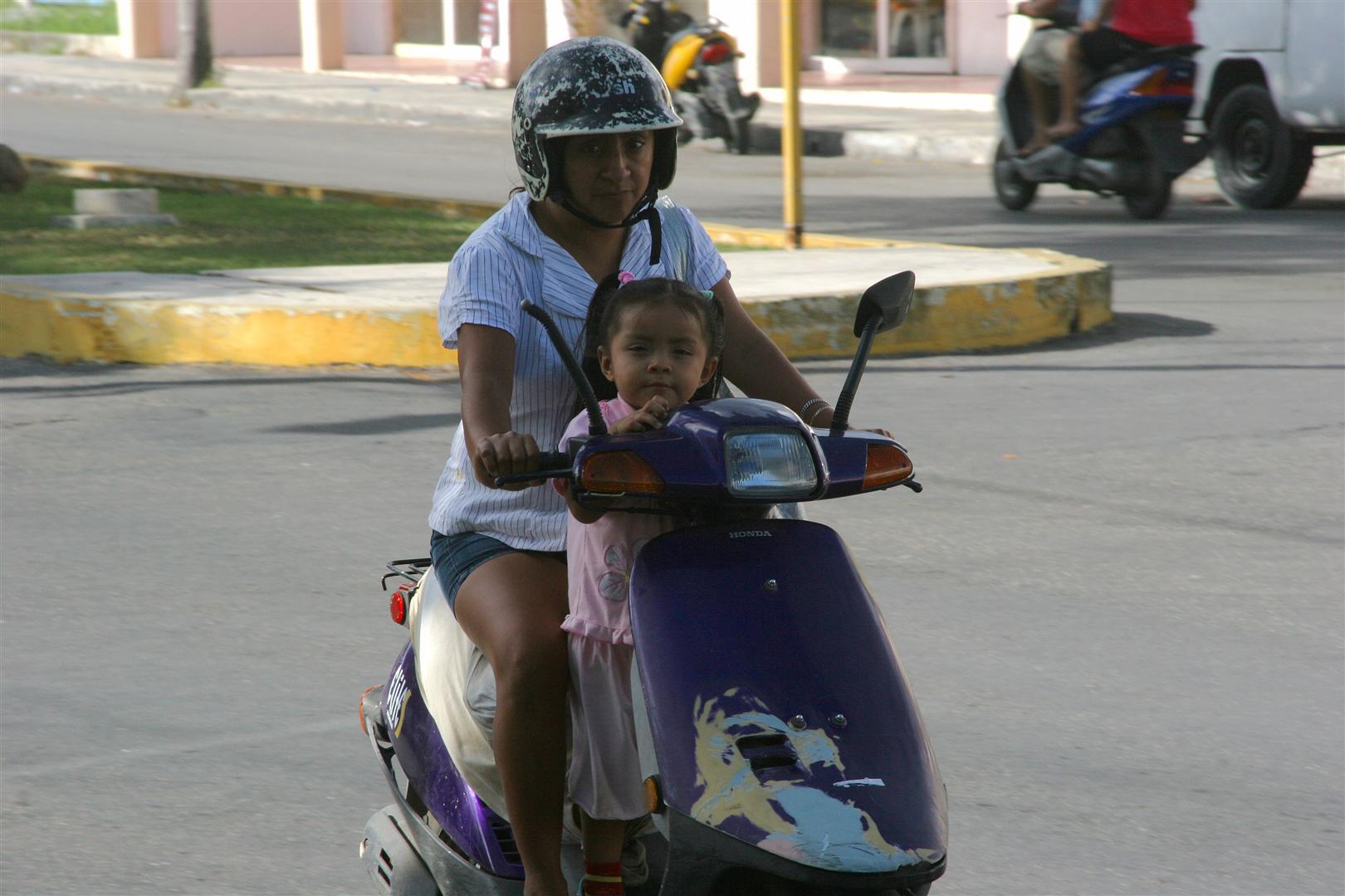 helmet law violation