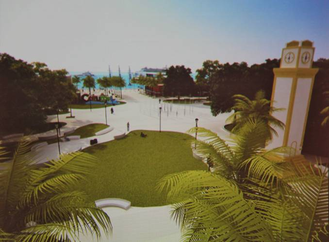 Cozumel New Park Plans