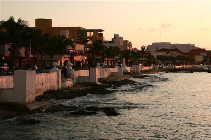 Cozumel Waterfront