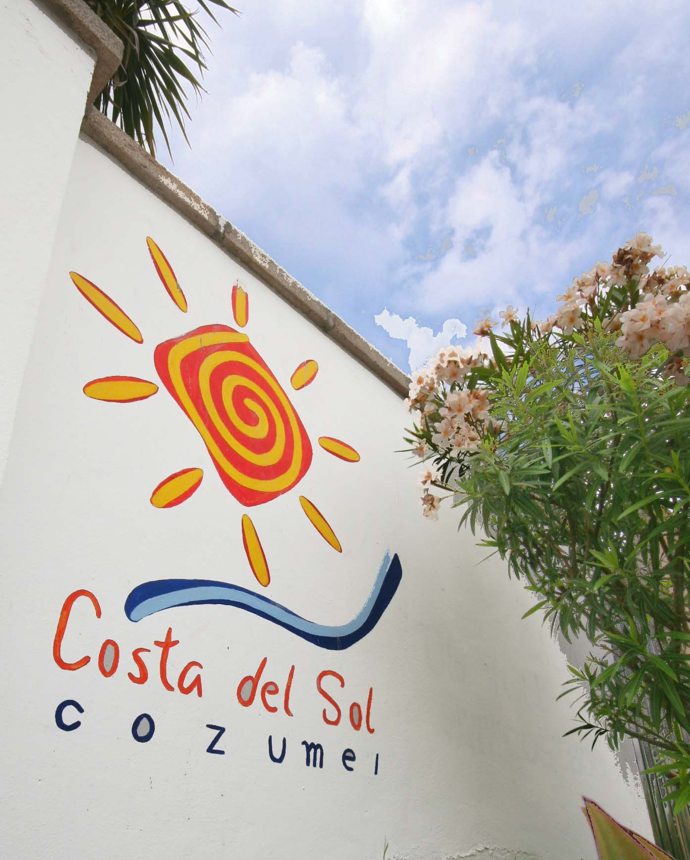 Costa del Sol on Cozumel